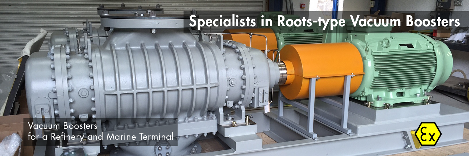 Roots Systems Ltd – Manufacturer of rotary-type positive