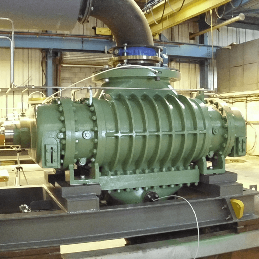 Rotary-lobe Compressors - Roots Systems Ltd